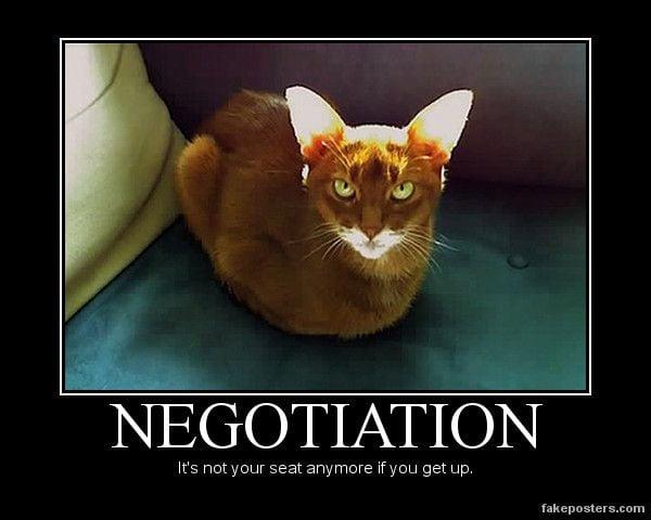 Negotiation Quotes Quotesgram