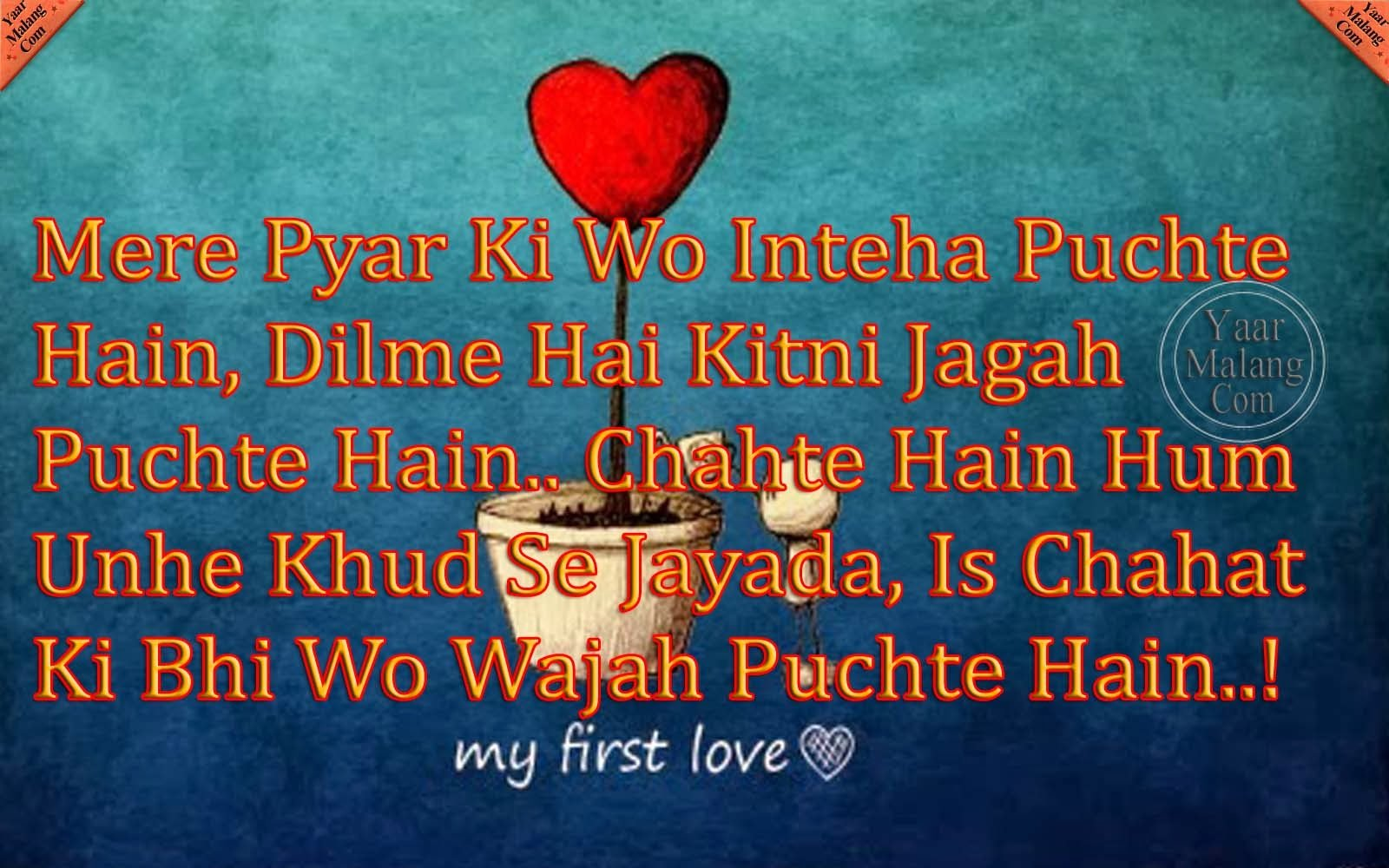 Hindi Quotes About Love. QuotesGram