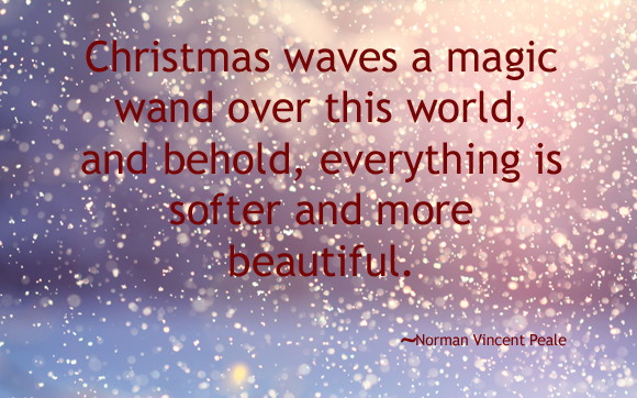 Norman Vincent Peale Quotes Christmas. QuotesGram