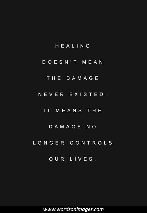 healing quotes inspirational quotesgram