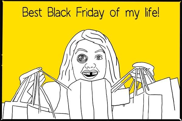 Black Friday Quotes Humorous. QuotesGram