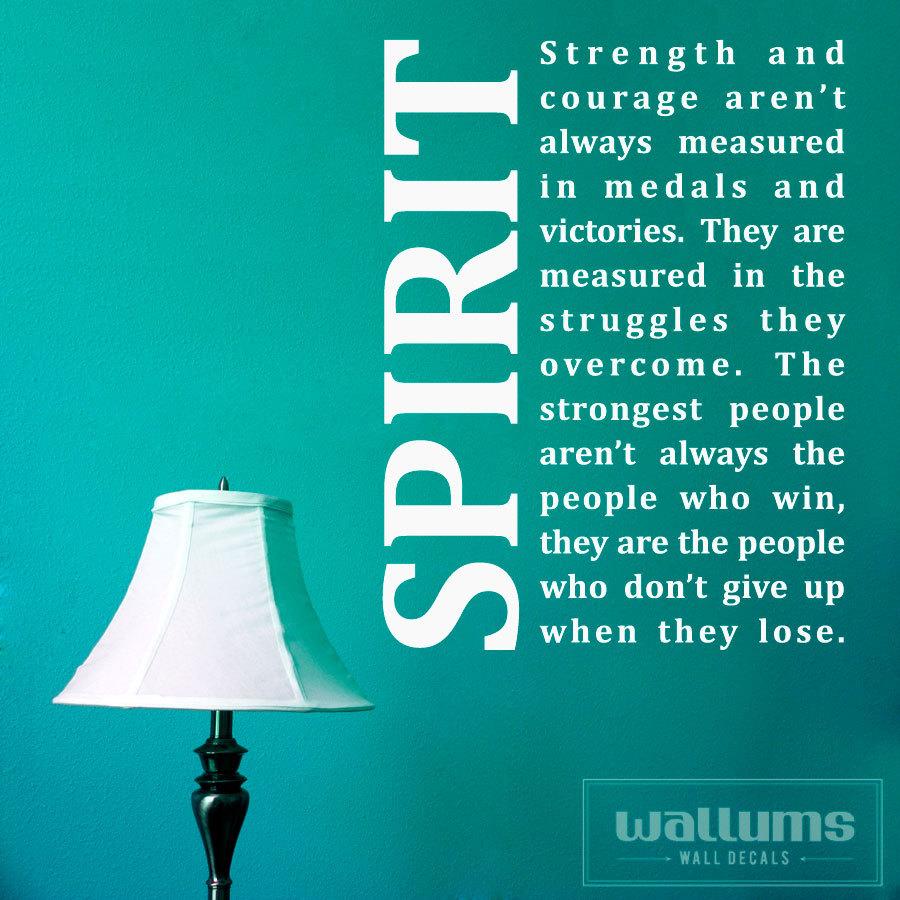 What are some team spirit slogans?