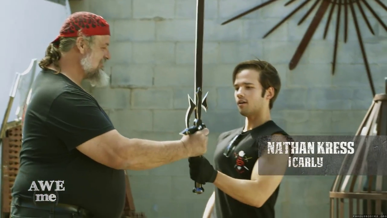 Nathan Kress Muscles | www.imgkid.com - The Image Kid Has It!