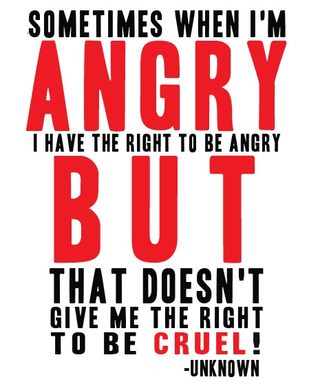Quotes About Anger And Rage: Quotes About Anger Lashing Out. QuotesGram