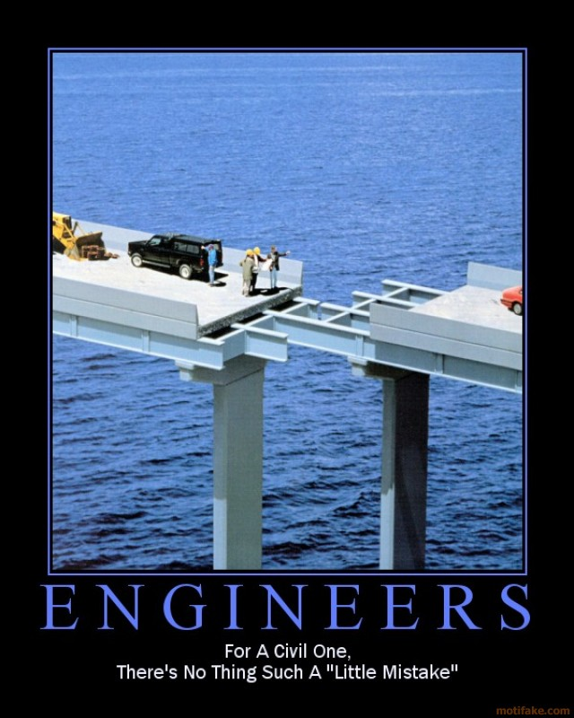 Do Civil Engineers Design Things