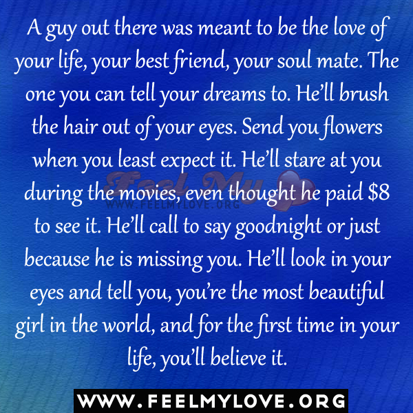 Loving Your Best Guy Friend Quotes