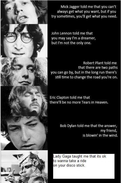 Quotes From Famous Rock Musicians Quotesgram