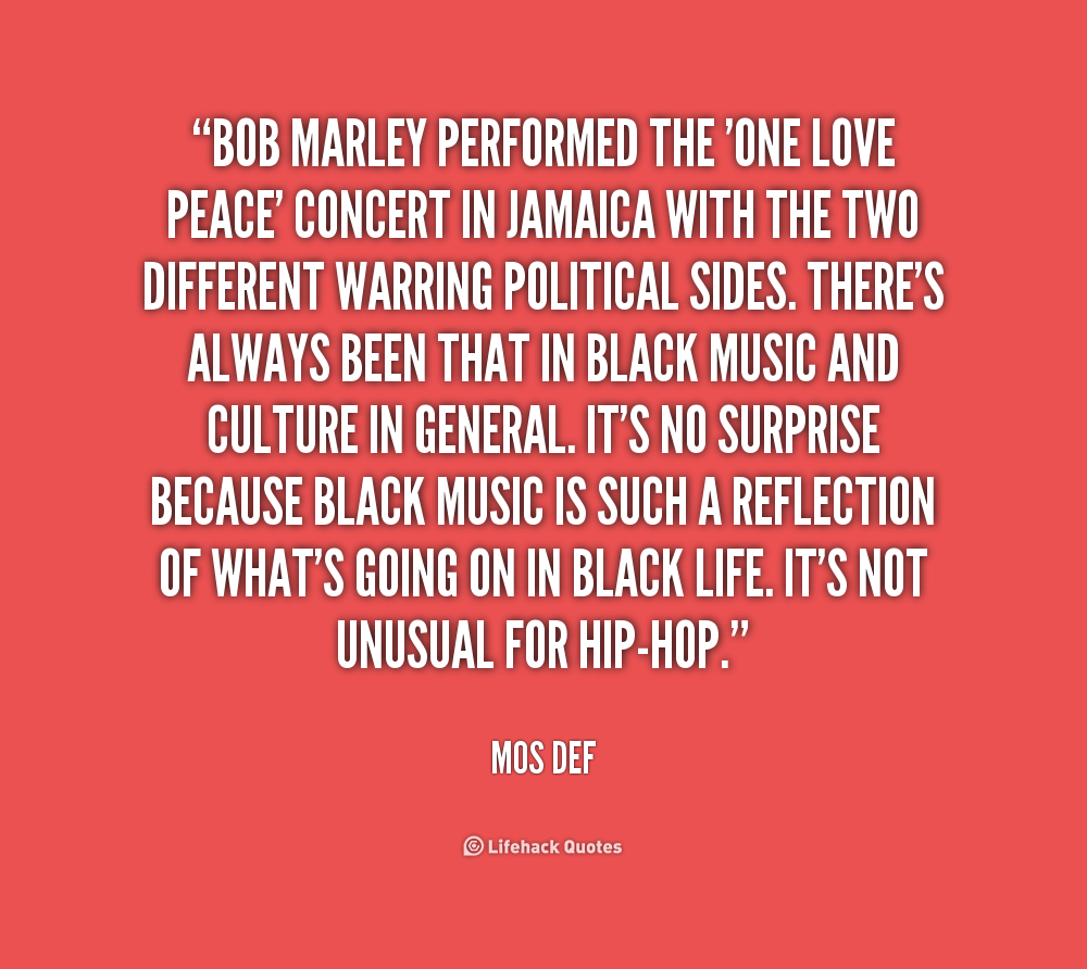 Love Quotes About Life: Bob Marley Quotes About Peace. QuotesGram