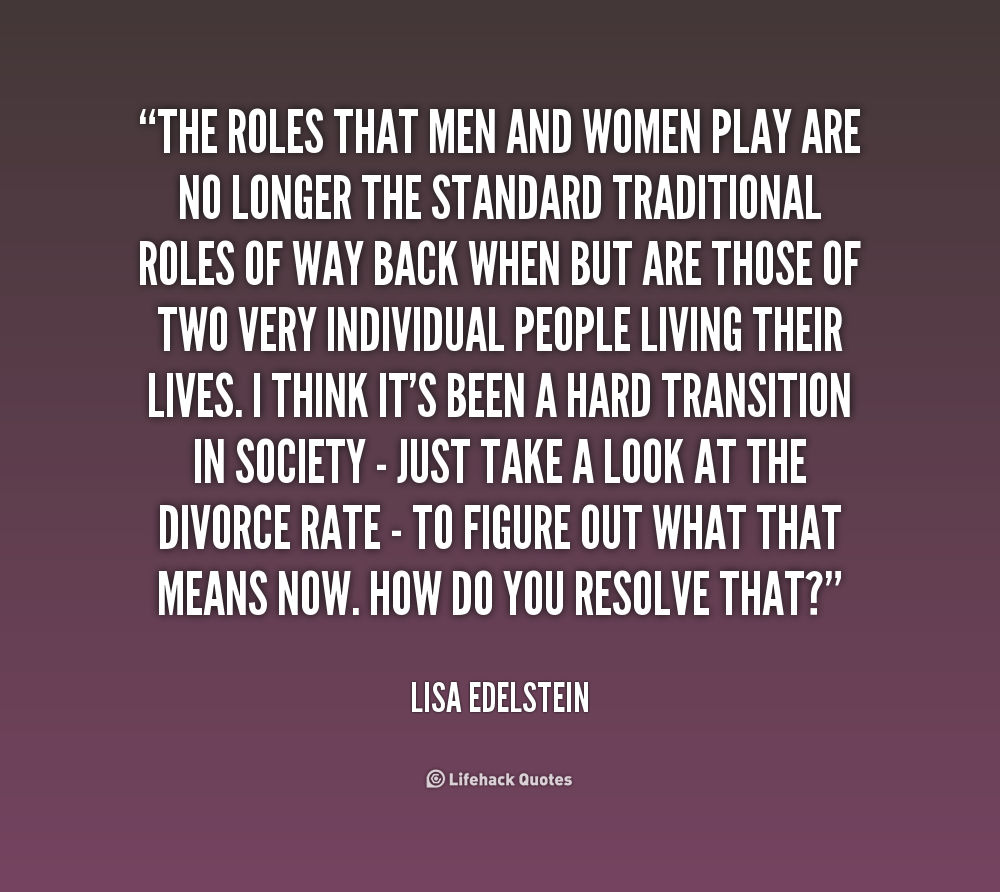 Quotes On The Role Of Women