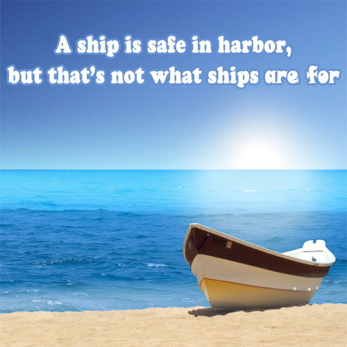Inspirational Quotes About Failure: Are Ship Quotes. QuotesGram