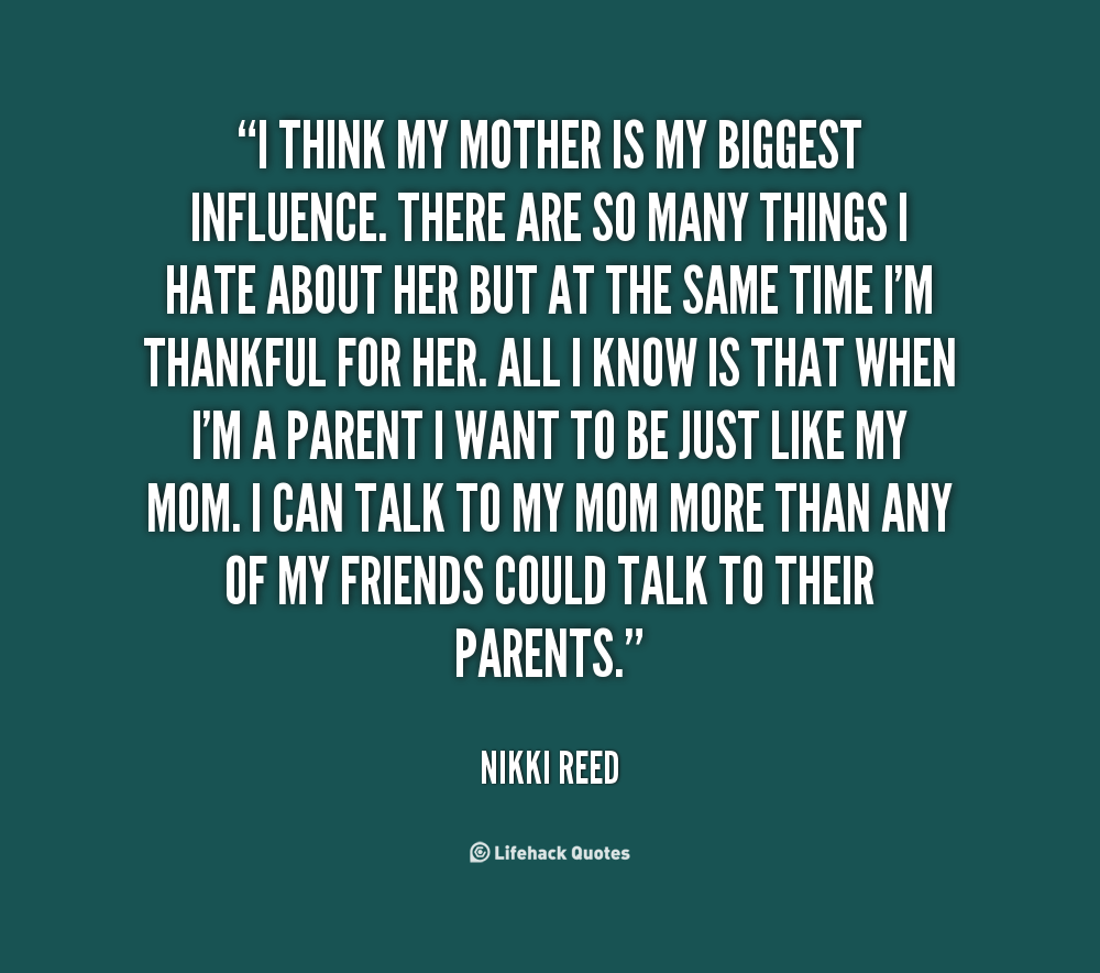 I Hate My Mother Quotes. QuotesGram
