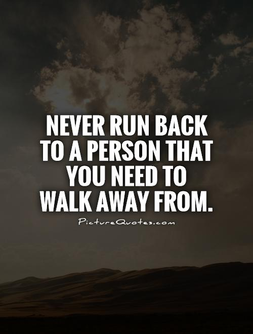 When People Walk Away Quotes. QuotesGram