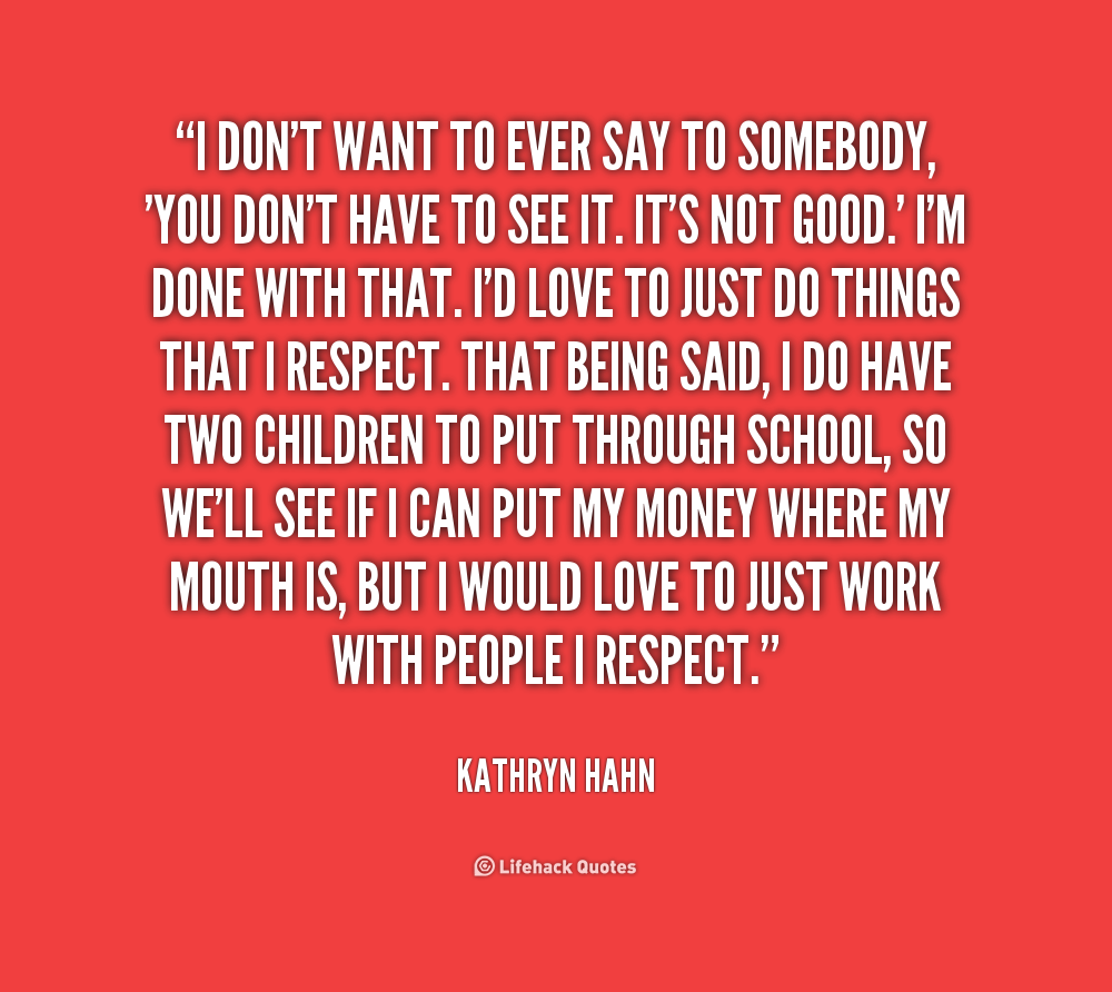 Kathryn hahn quotes quotesgram for Farcical how to say
