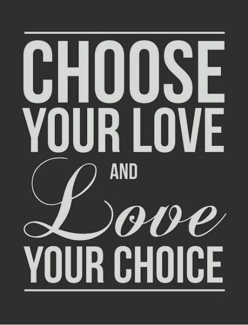 Choice Of Love Erfahrung