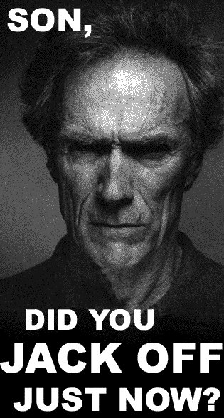 clint eastwood funny quotes quotesgram