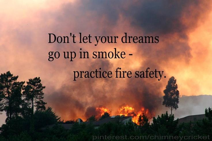 Fire Prevention Quotes. QuotesGram
