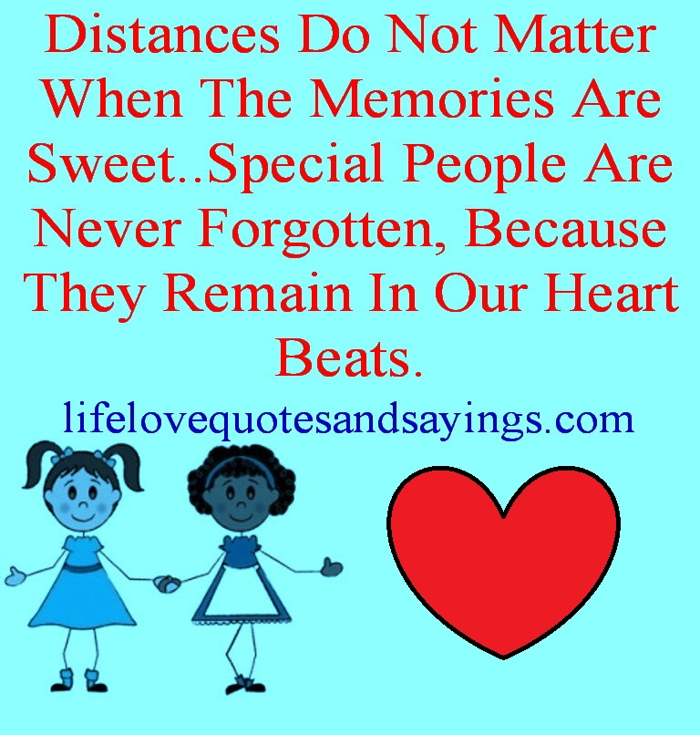 Sweet Memories Quotes And Sayings: Sweet Quotes For Someone Special. QuotesGram