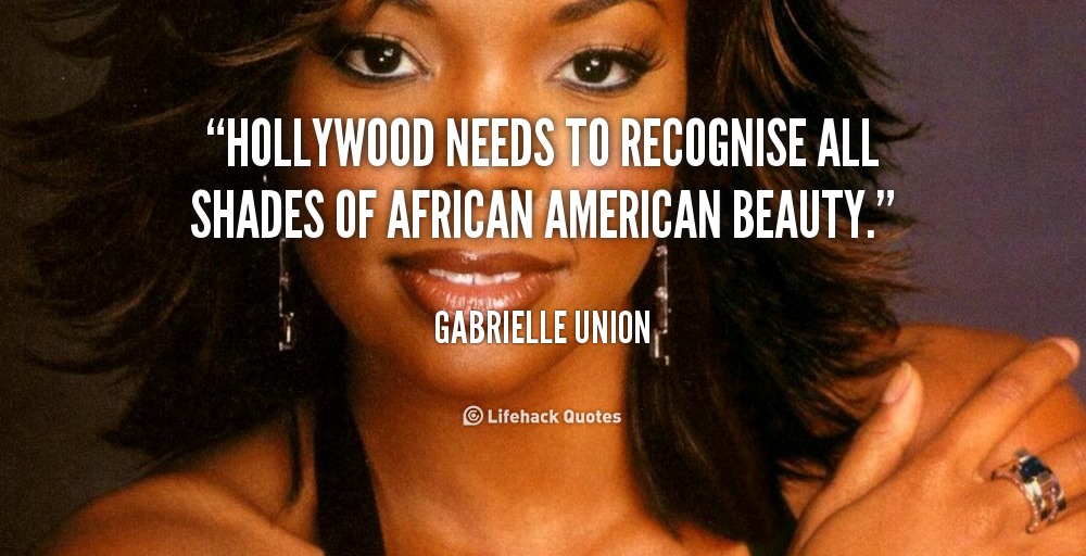 African American Beauty Quotes. QuotesGram