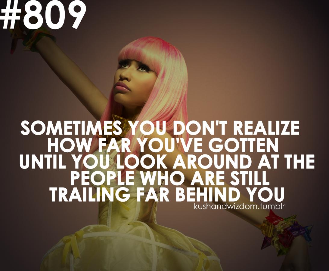 Nicki Minaj Pics With Quotes: Nicki Minaj Quotes About Respect. QuotesGram