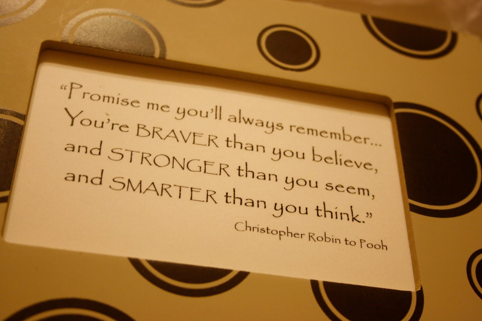 Smarter Than You Think Quote