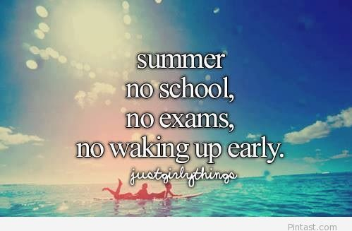 Quotes about summer 2014