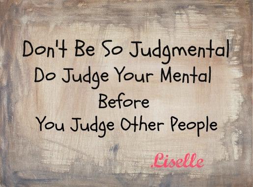 Judgmental Quotes. QuotesGram
