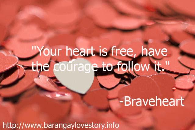 braveheart quotes love quotesgram