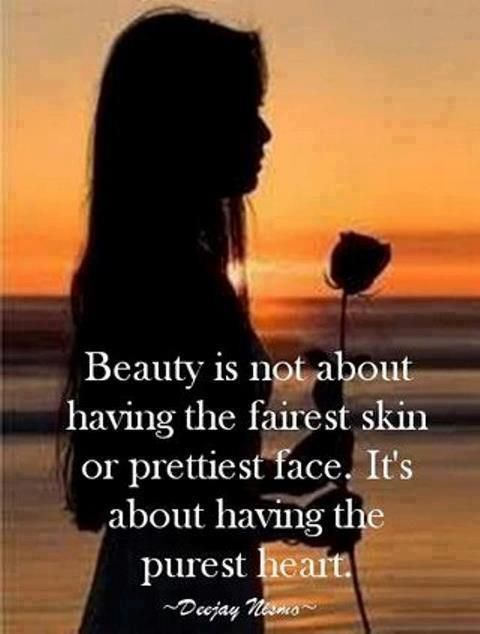 True Inner Beauty Quotes. QuotesGram