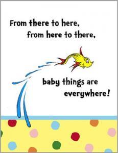Dr Seuss Quotes Baby Quotesgram