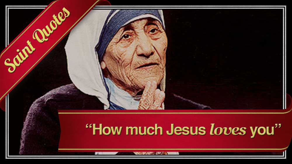 Mother Teresa Quotes On The Eucharist: Mother Mary Quotes. QuotesGram