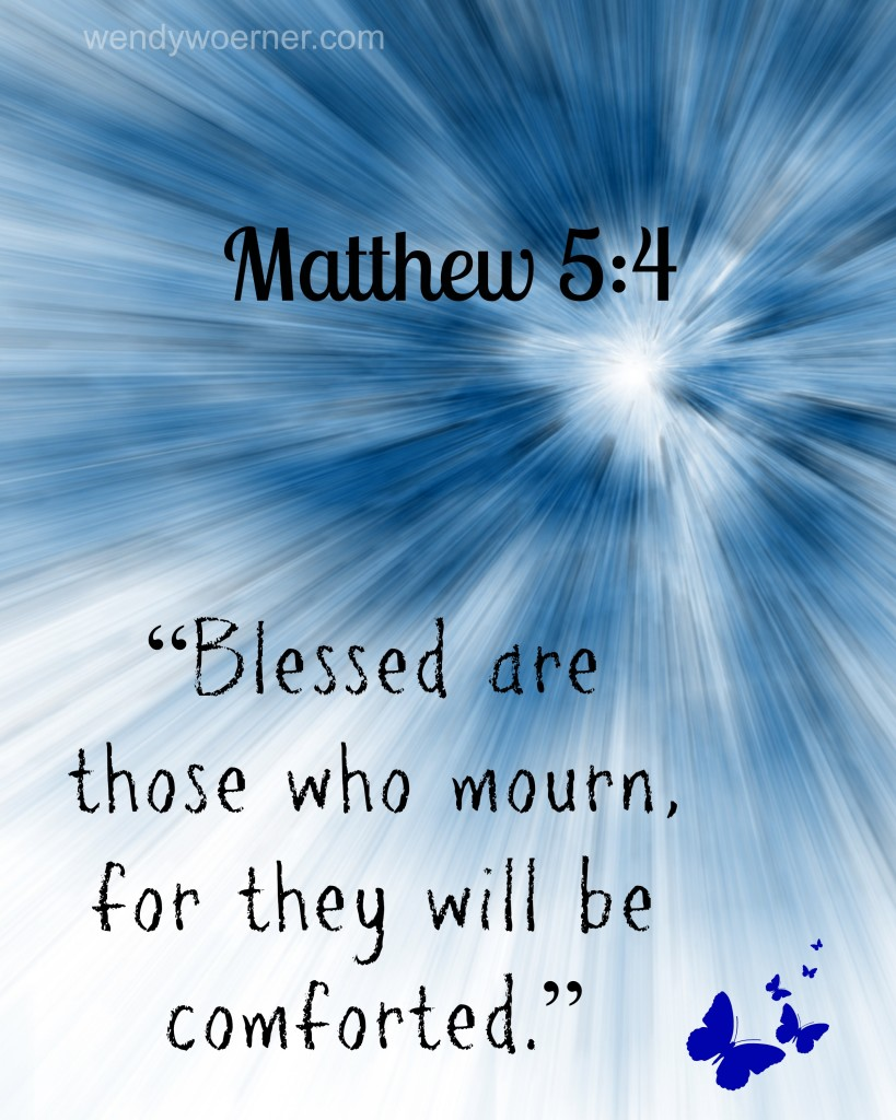 bible quotes about mourning quotesgram