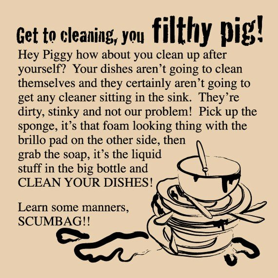 Funny Quotes About Cleaning Up After Yourself. QuotesGram