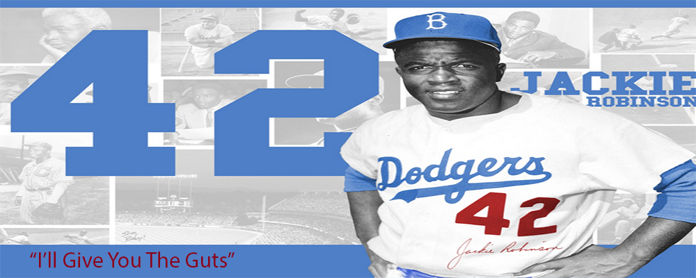 narrative essay on jackie robinson