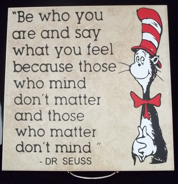 Dr Seuss Motivational Quotes: Dr Seuss Quotes And Sayings. QuotesGram