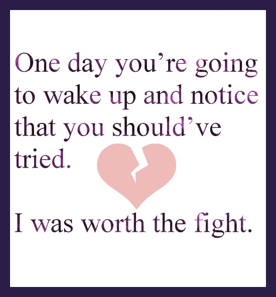 Breakup Quotes For Guys: Break Up Quotes And Sayings. QuotesGram