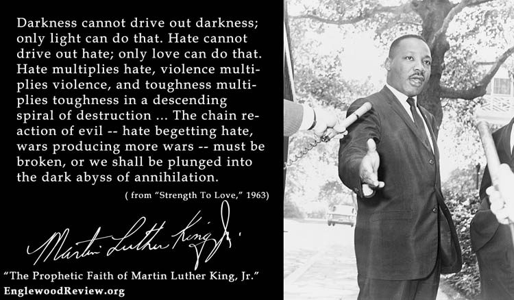 Martin Luther King Christian Quotes. QuotesGram