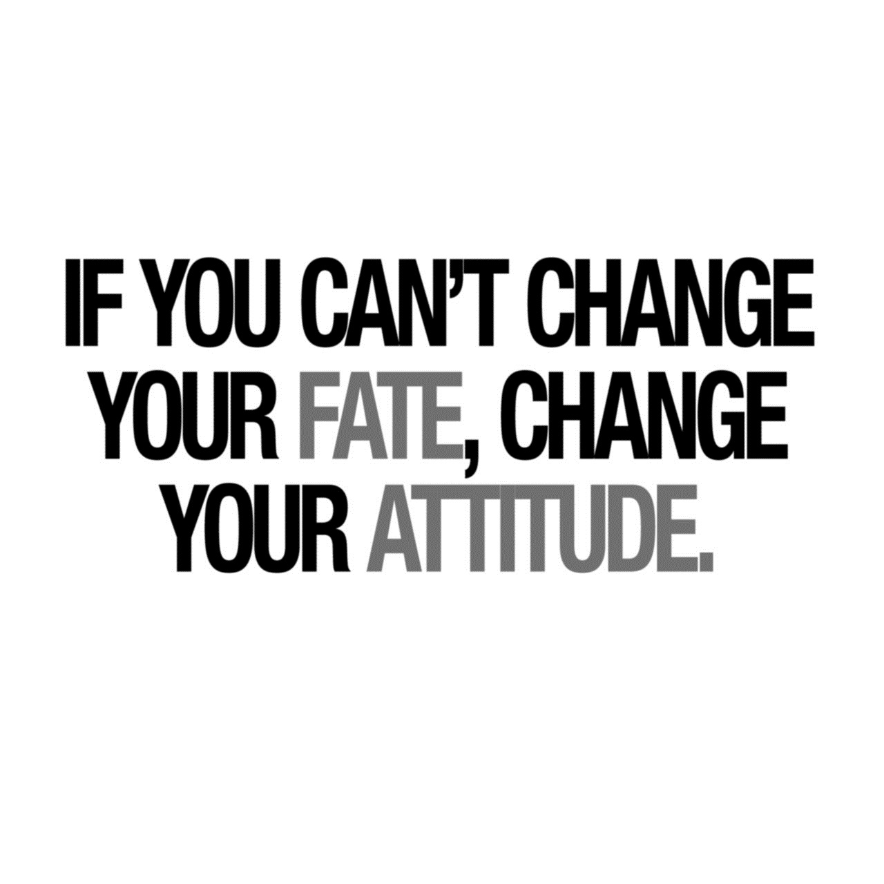 Funny And Positive Quotes: Funny Inspirational Quotes About Attitude. QuotesGram