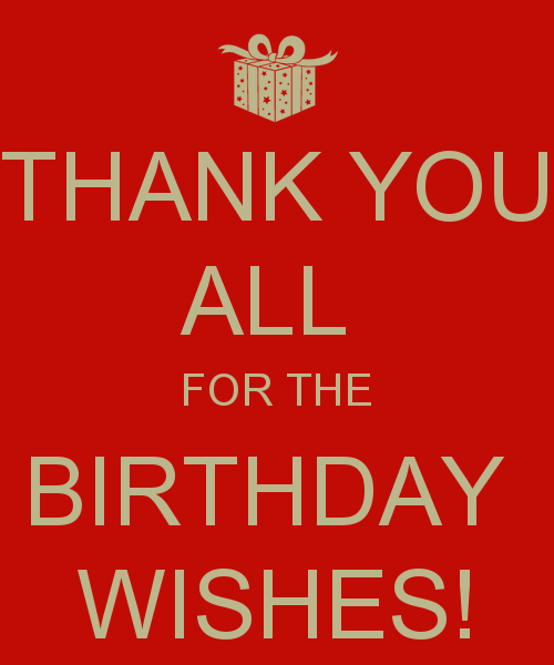 Thanks For Ur Wishes Quotes: Birthday Thank You Funny Quotes. QuotesGram