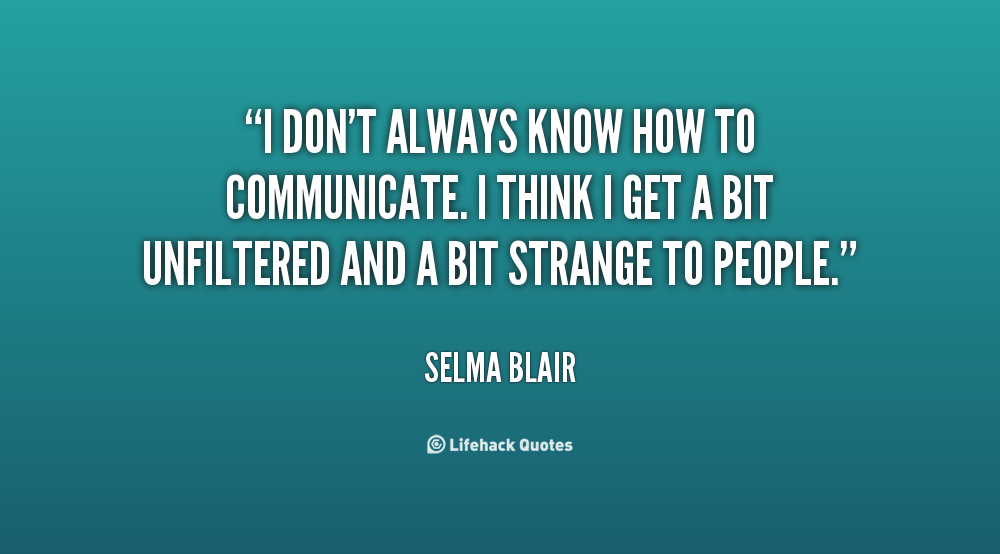 Quotes From The Movie Selma: Selma Blair Quotes. QuotesGram