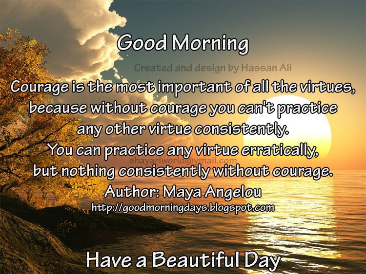 A Beautiful Day Begins With A Beautiful Mindset Quote Morning Inspira...