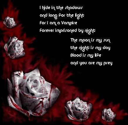vampire quotes and poems - 437×428