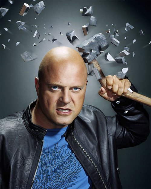 Michael Chiklis Quotes. QuotesGram Michael Chiklis The Thing Makeup
