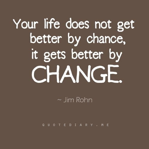 Spiritual Quotes About Life Changes: Change Inspirational Quotes Life. QuotesGram