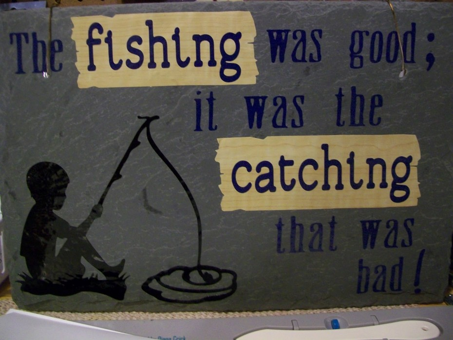 Funny quotes about fishing quotesgram for Funny fish sayings