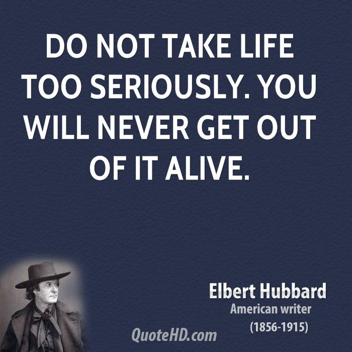 Serious Quotes: Take Life Serious Quotes. QuotesGram