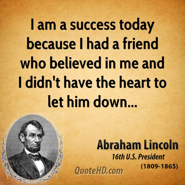 Abraham Lincoln Quotes On Slavery: Abraham Lincoln Quotes. QuotesGram