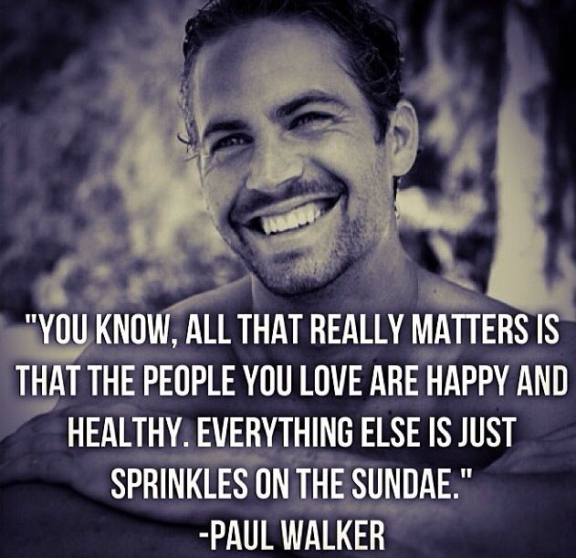 paul walker quotes word quotesgram
