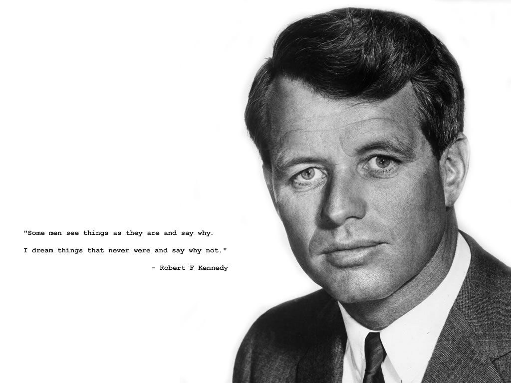 Robert Kennedy Quotes Wallpaper. QuotesGram