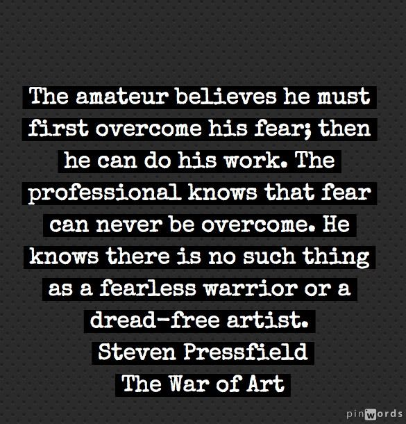 Art Of War Quotes: Quotes From Steven Pressfield The War Of Art. QuotesGram