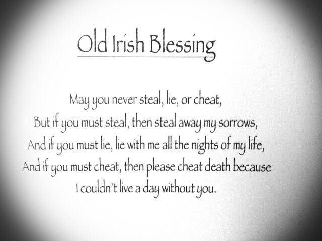 Irish Blessing Quotes Sayings. QuotesGram